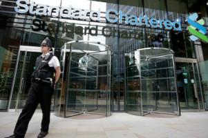 Банк Standart Chartered выплатит $6,3 млн властям США