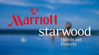 Marriott announced about merge
