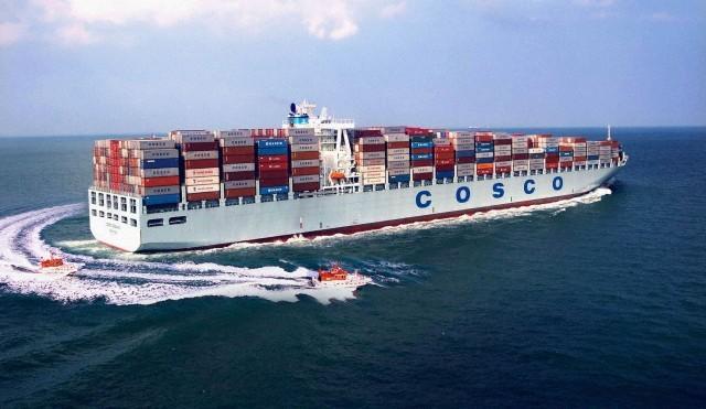 Слияние China Ocean Shipping (COSCO) и China Shipping Group