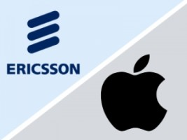 Ericsson and Apple decided a patent dispute out of court