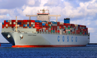 Cosco Pasific is the only contender  to purchase the Piraeus Port in Greece
