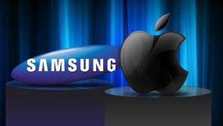 Apple won 548 million dollars case in battle with Samsung