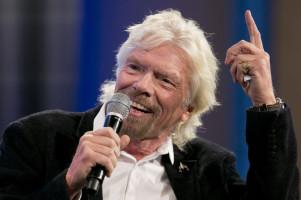 Richard Branson will invest in the Ukrainian startups