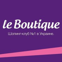 Facebook blocked the Ukrainian community retailer LeBoutique for the use of another's trademark