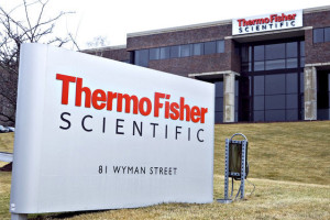 Thermo Fisher merges with the Affymetrix company