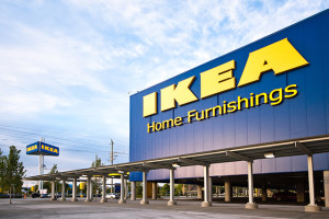 IKEA обвиняют в уклонении от уплаты налогов на сумму € 1 млрд.