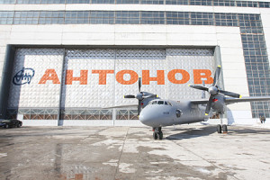 Antonov  and  Taqnia signed an agreement on the construction of aircrafts in Saudi Arabia