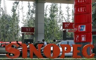Дочірня структура Sinopec закриє розробку чотирьох нафтових родовищ