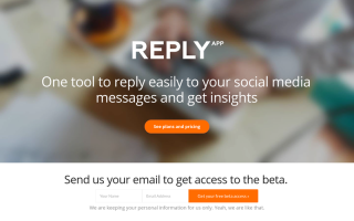 Ukrainian startup  Replyapp raised $ 400 thousand of investments