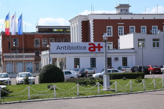 The Romanian pharmaceutical company Antibiotice opens a representative office in Ukraine