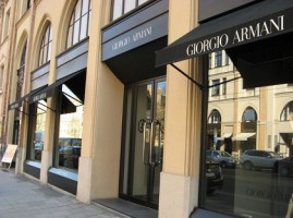 Armani перейде у володіння спеціально заснованого фонду
