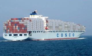 Самый большой греческий порт продан  Cosco за $ 419 млн.