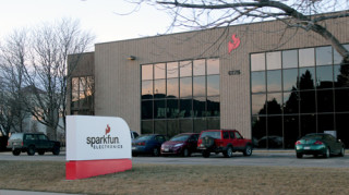The Ukrainian startup Blynk launched a joint product with the electronics manufacturer SparkFun