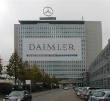 Власники дизельних Mercedes подали позов на концерн Daimler