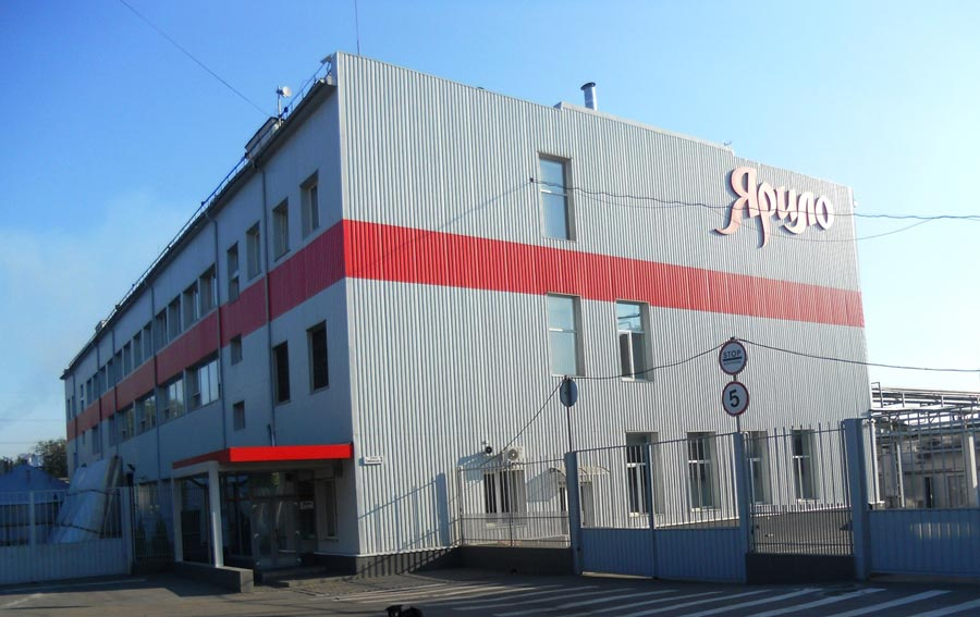 "Coca-Cola sells the manufacturer of ""Yarilo"" kvass"