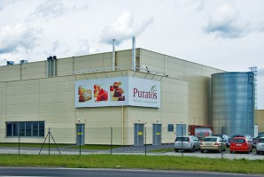 The international manufacturer of raw materials for confectionary  industry  built a plant in Ukraine