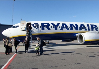 The largest European low-cost airlines Ryanair will get into the Ukrainian market