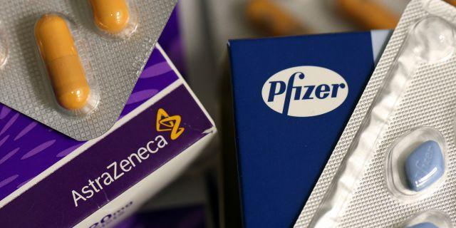 Pfizer купує виробництво антибіотиків у AstraZeneca