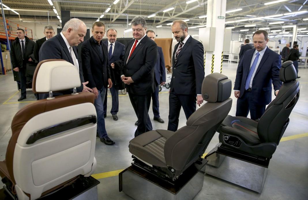 Німецька компанія Bader відкрила новий завод в Україні