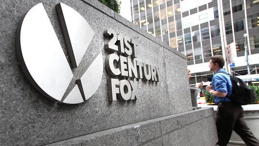 Twenty-First Century Fox купить британську кіностудію