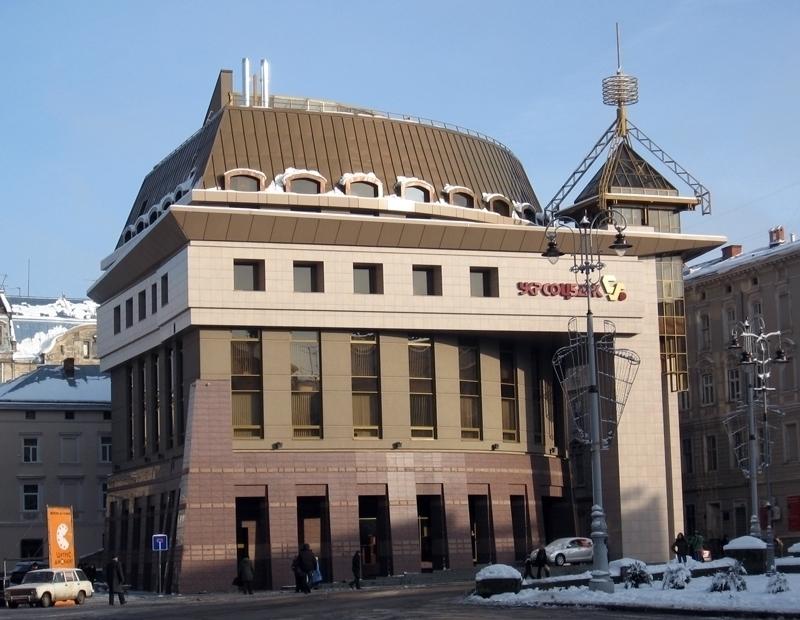 Сеть Spaces открывает девятиэтажный коворкинг в Maidan Plaza