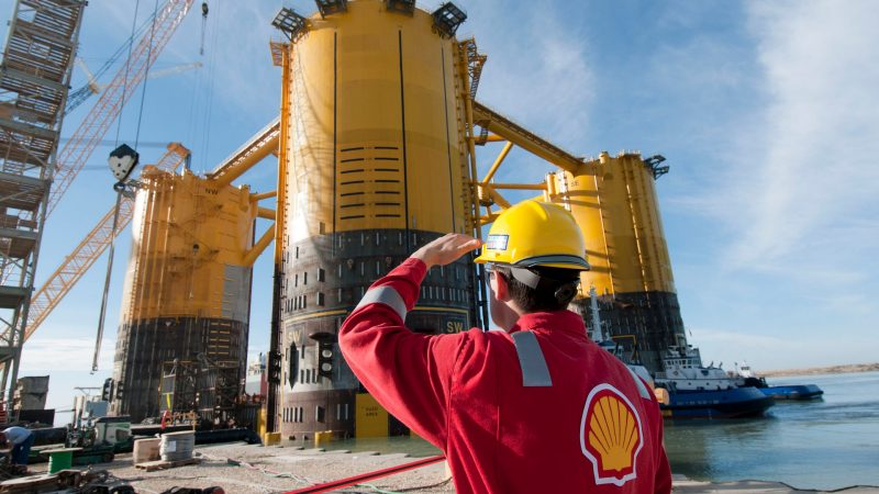 Royal Dutch Shell has sold a part of its business in Malaysia