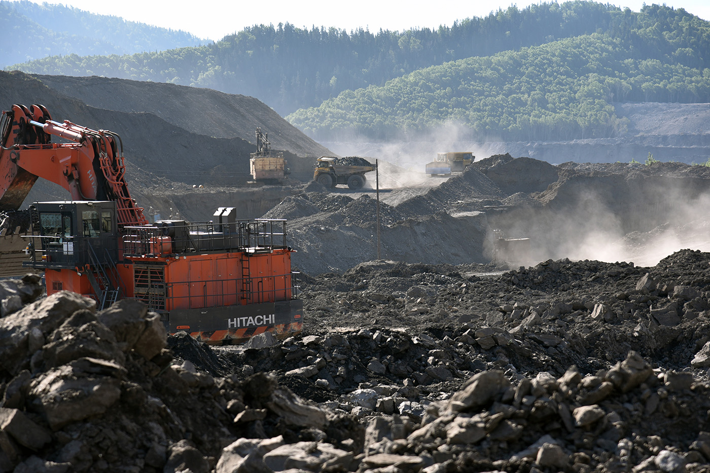 China breaks path into the coal business in Australia