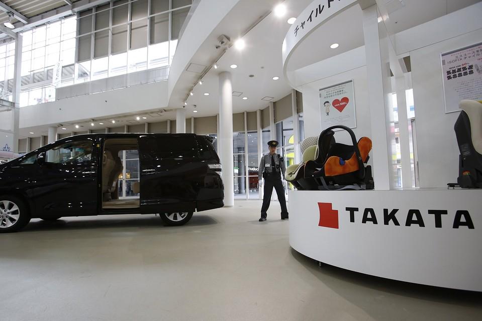 Американський суд притягнув до відповідальності топ-менеджмент Takata