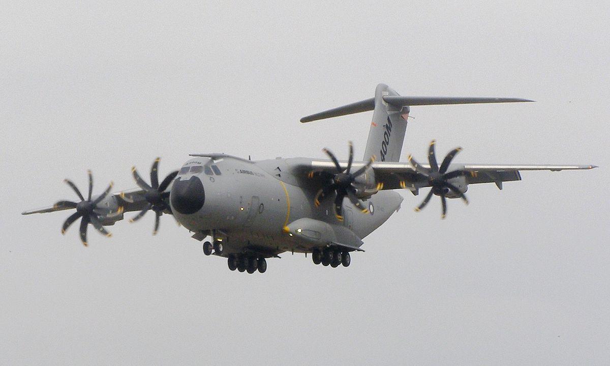 Прибуток Airbus впав на 66% через затримку військових поставок