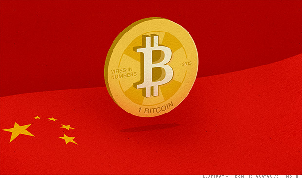Китай розробляє власну криптовалюту