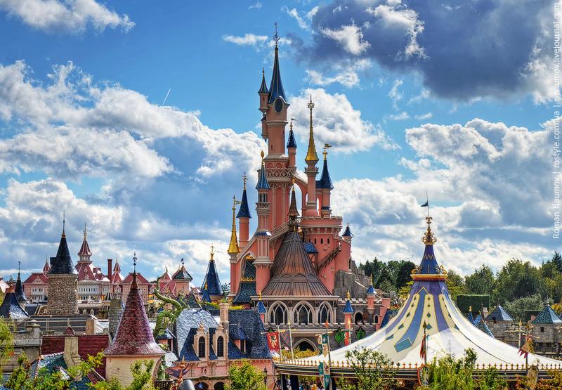 Walt Disney Co. інвестує $1.5 мільярда в паризький «Діснейленд»