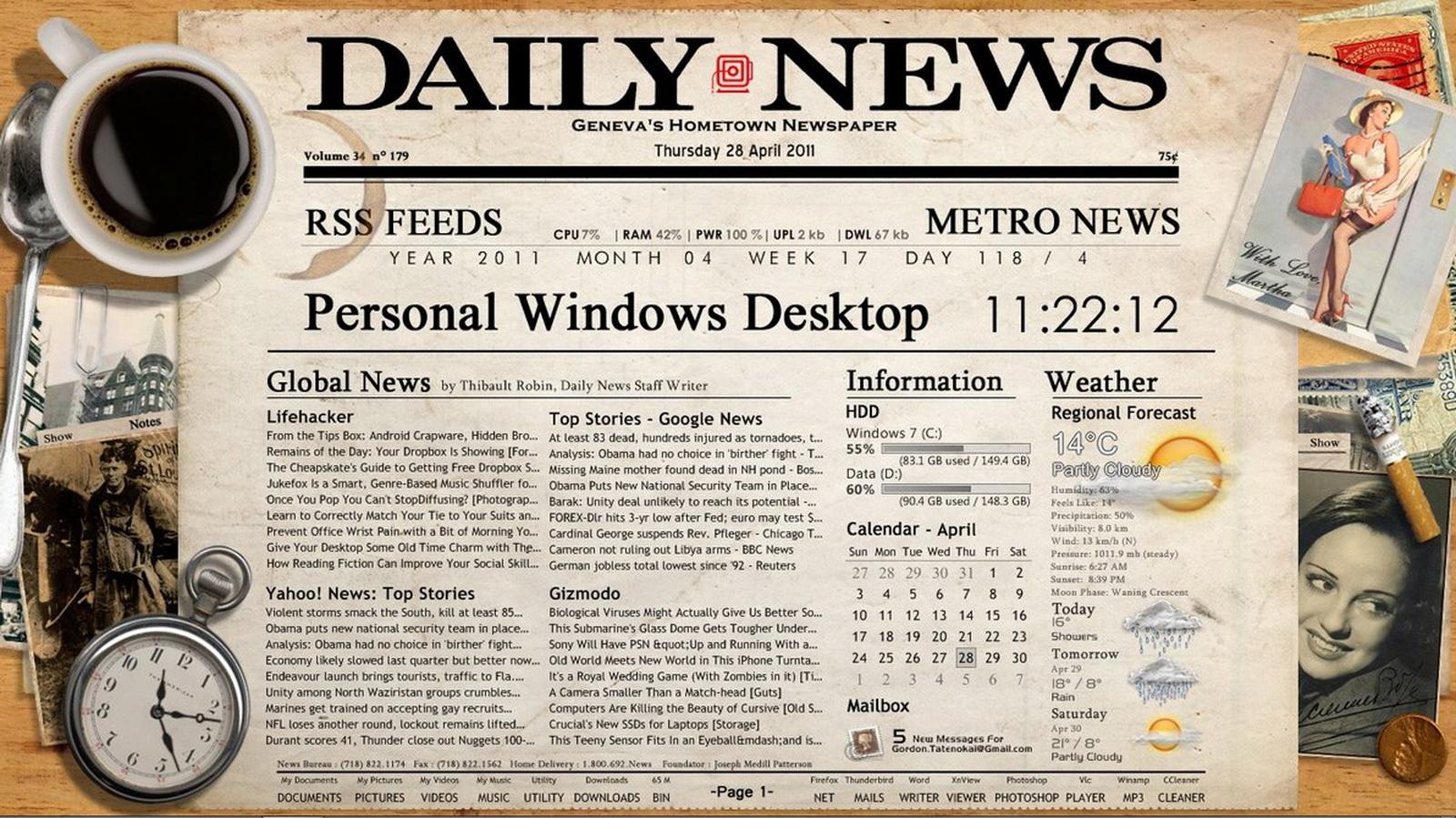 Огляд друкованої преси від LDaily