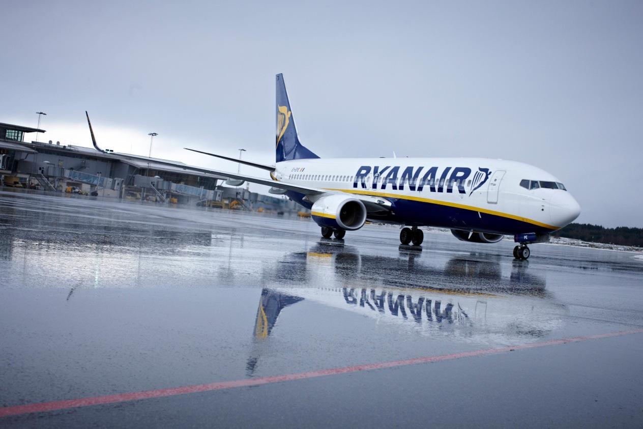 Пилоты Ryanair выйдут на страйк
