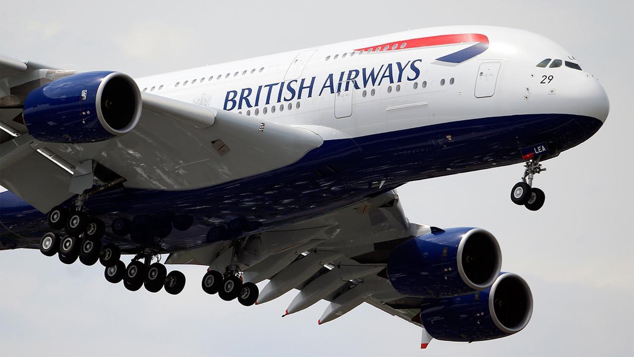 Авіакомпанія British Airways стрімко втрачає гроші