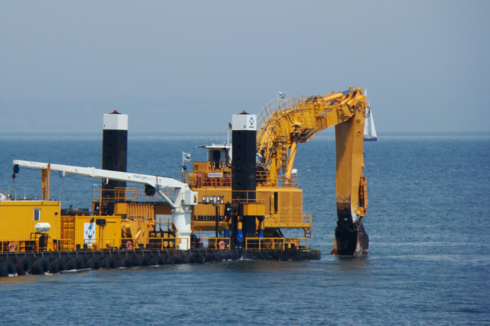 Бельгійську Novadeal виключили з тендеру на здійснення робіт в українському порту «Южний»