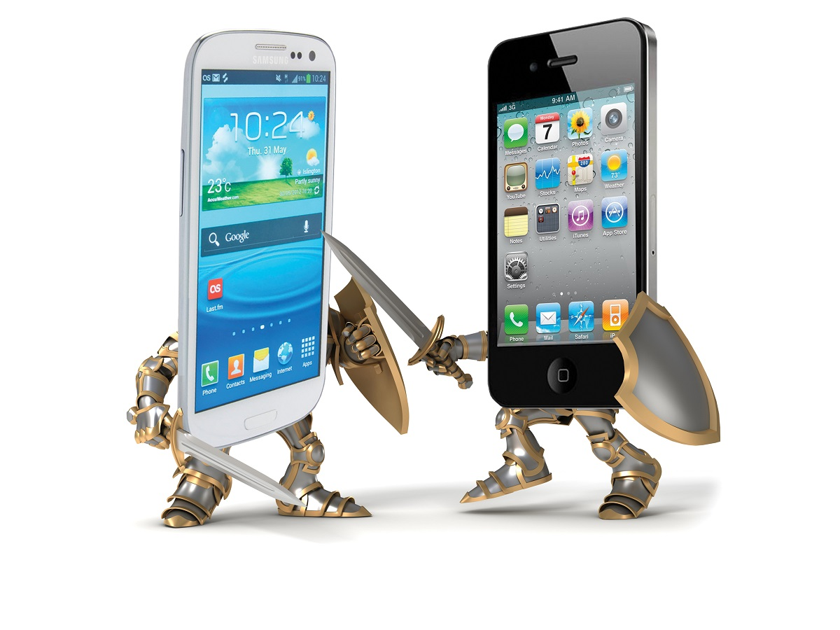 Samsung відібрав майку лідера у Apple