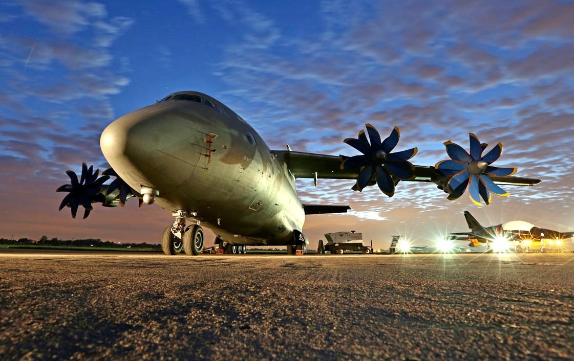 Міжнародне співробітництво в сфері авіабудування, або Перспективи ДП «Завод 410»