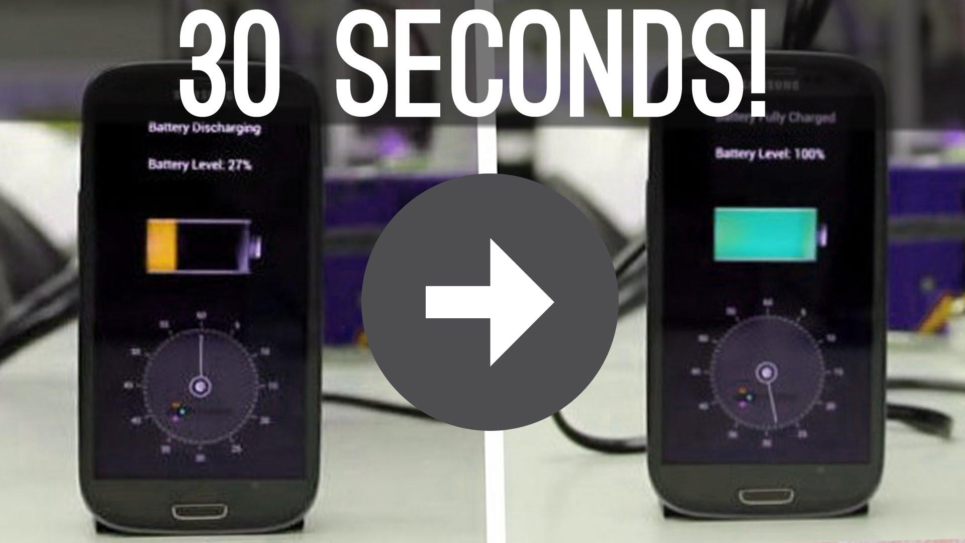 Як зарядити автомобільний акумулятор за п'ять хвилин, або Нанотехнології в автомобілебудуванні