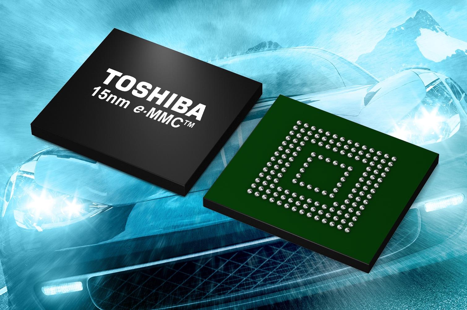 Война за поглощение подразделения Toshiba Memory