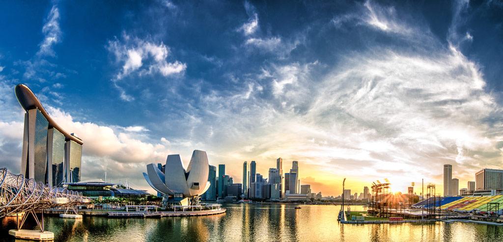 В Сингапуре в 2022 году выедут на маршруты беспилотные автобусы