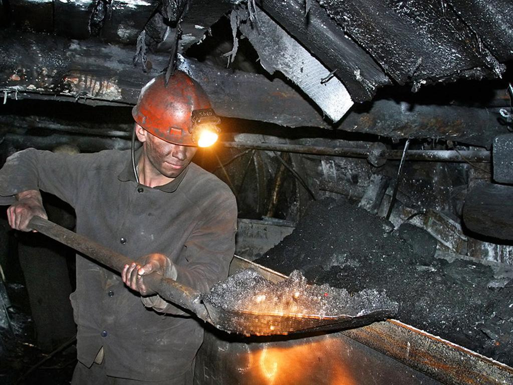 В Україні об'єднали шахти і підприємства в «Національну вугільну компанію»