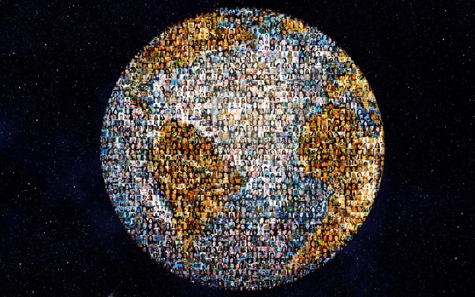 Кількість населення планети Землі