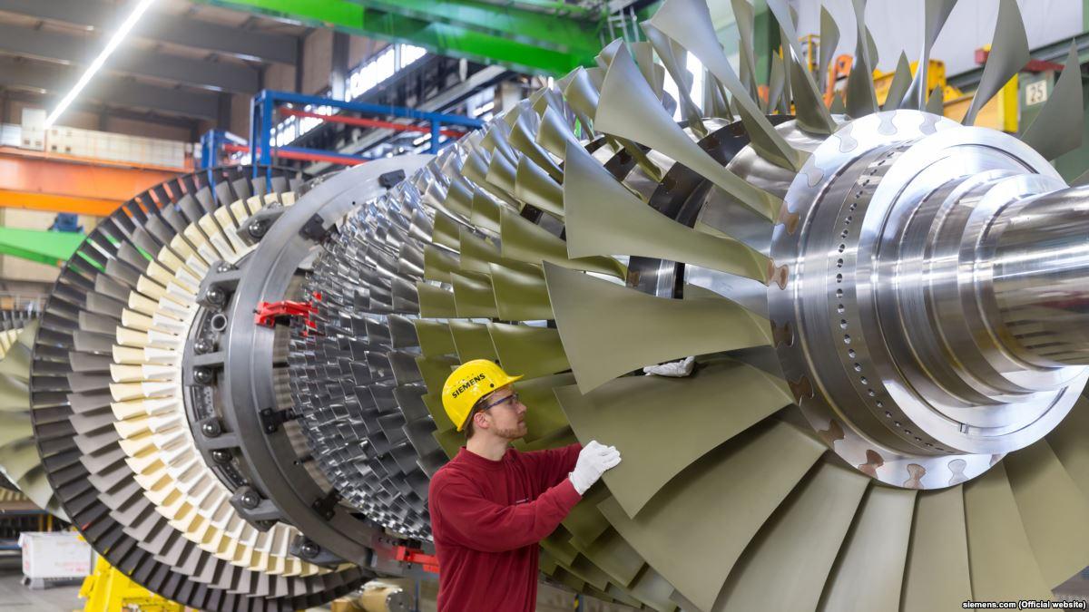 Продолжение экспортного скандала компании Siemens