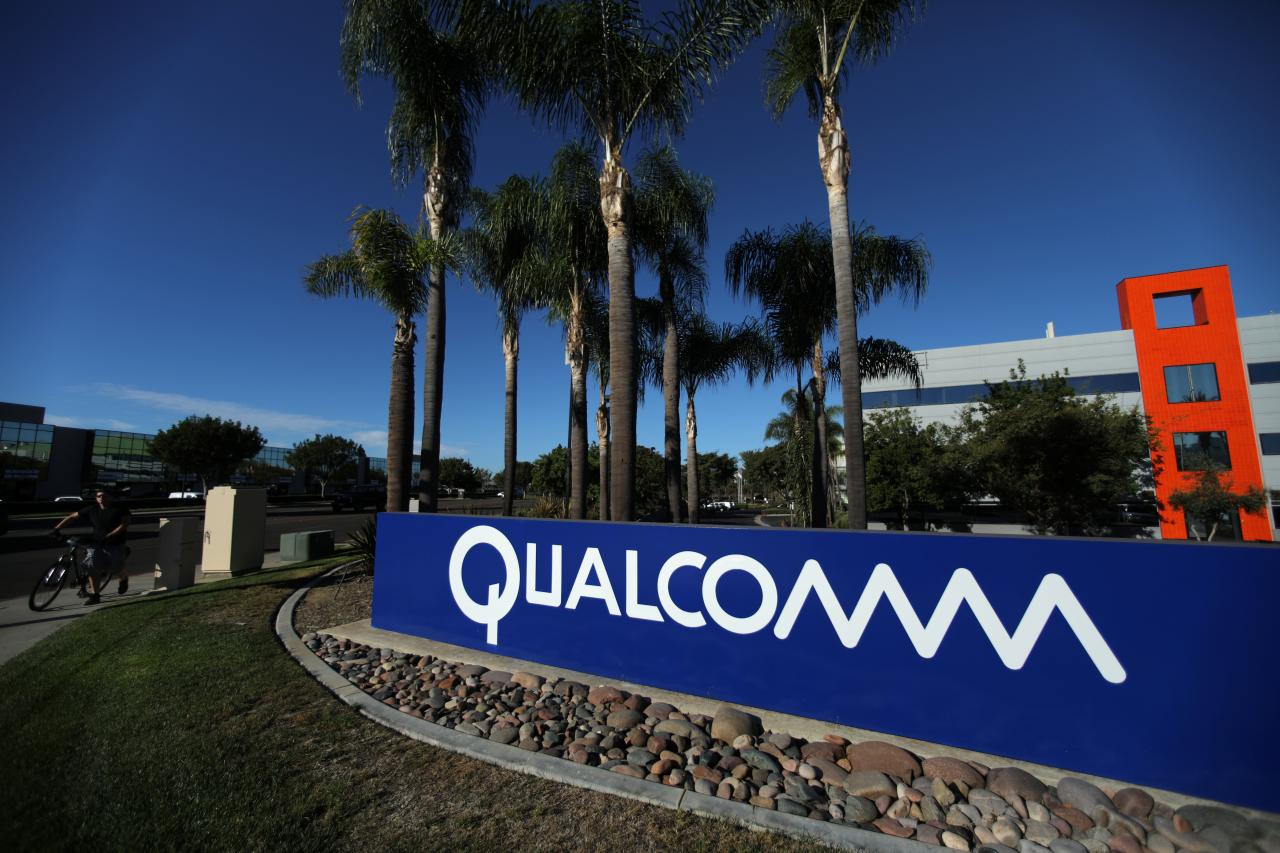 Qualcomm Inc. законно поглинає NXP Semiconductors