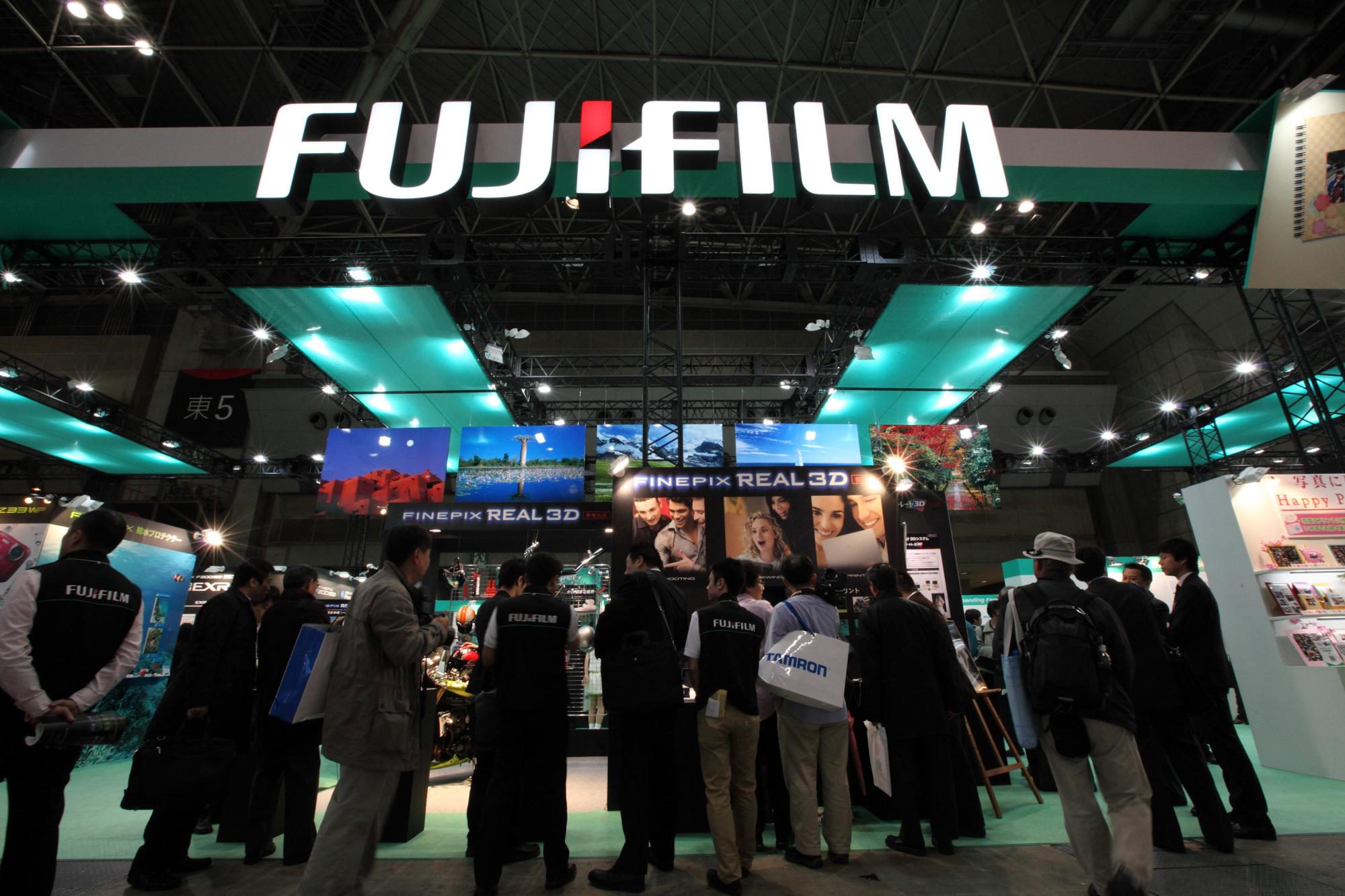 Представители Fujifilm Holdings Corp. заявили о поглощении Xerox Corp.