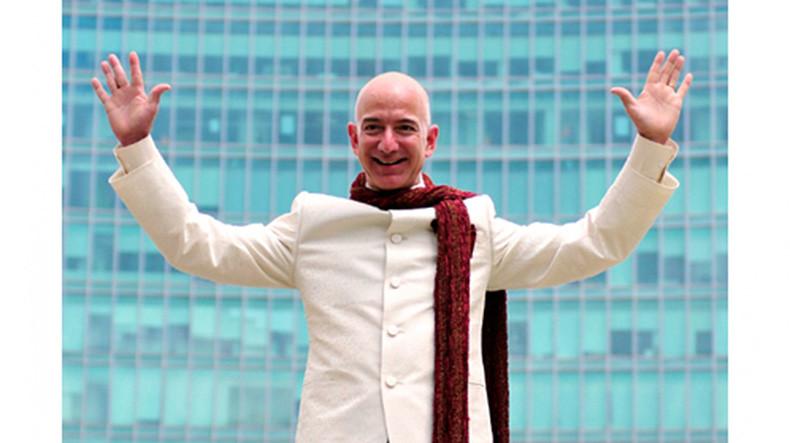 Глава Amazon оказался самым богатым человеком в мире