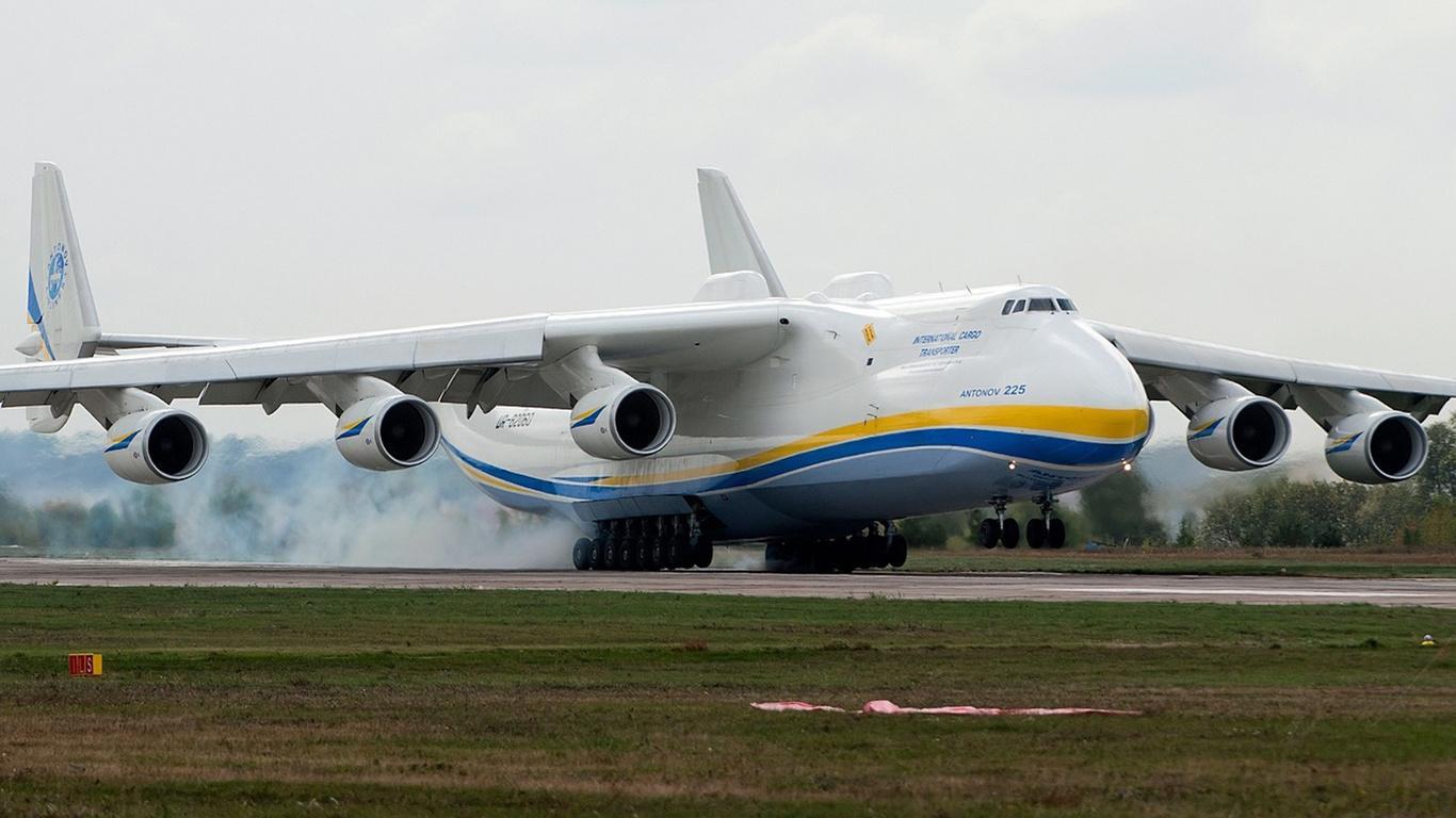 Украинский авиаконцерн построит завод в Саудовской Аравии