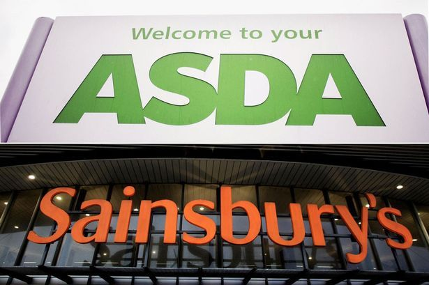 Sainsbury's и Asda договорились о слиянии