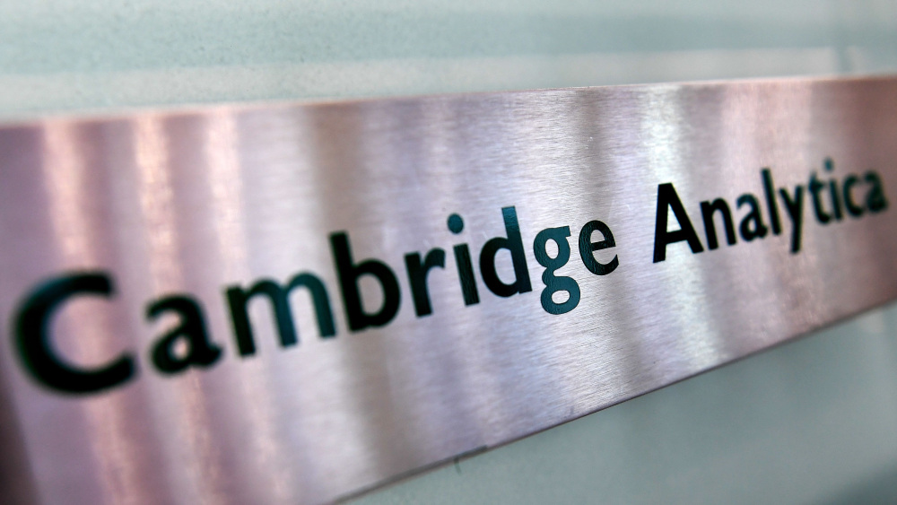 Cambridge Analytica оголосили про банкрутство