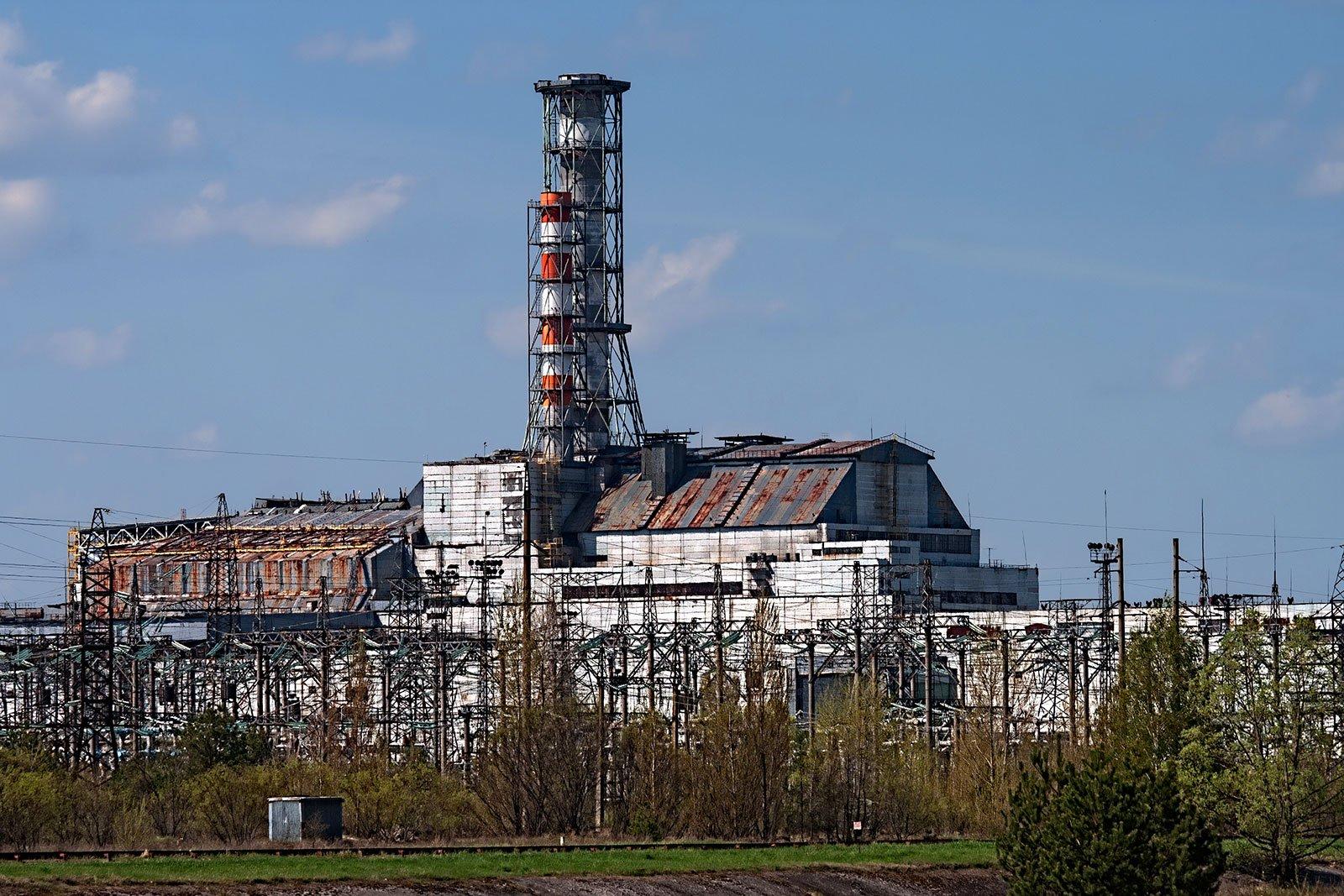 Зацікавленість французів в Чорнобилі досягла 1-го мільярда